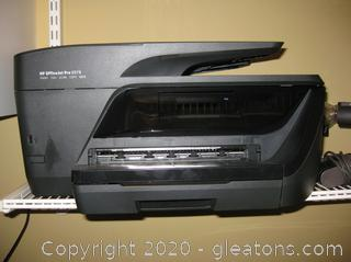 HP Office Jet Pro 6978 Printer (In.Laundry Room)