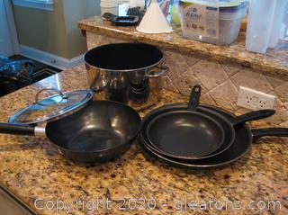 6pcs.Mixed Lot of Cookware