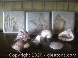 Ocean Theme Decor