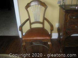 Set of 4 Dining Chairs by Lane