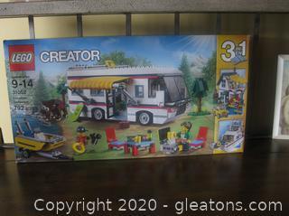 "Lego Creator Set- ""Vacation Getaways"""