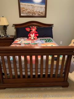 Munire Baby Cache Montana Full Size Bed