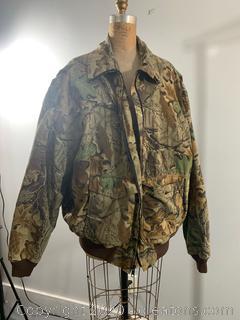 Men's Camo Redhead Winter Coat (3XL Tall)