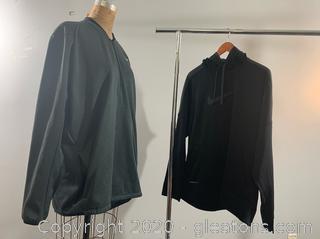 2 Men's Nike Jackets (XXL)