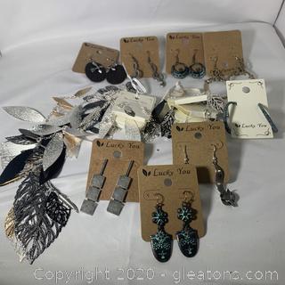 Bundle of Costume Jewelry