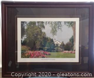 """Limited Edition Signed Photograph/Print """"Bluegrass Summer"""" by Doug Prather"""