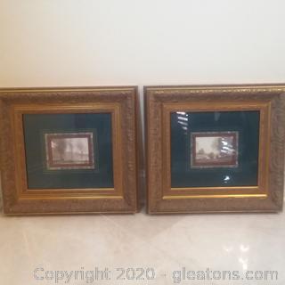 """""""Garden for Marcel Proust"""" By Piet Bekaert Framed Prints"""