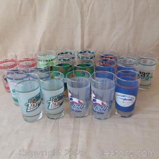 Kentucky Derby Glasses