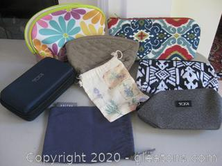 Assortment of Small Storage Bags