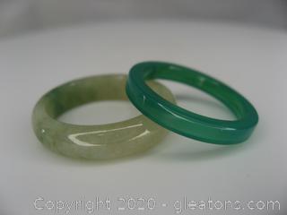 Set of Gemstone Rings