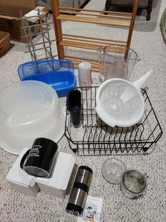 Kitchen Accessories - Large Lot