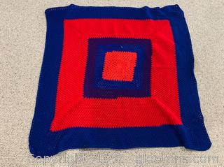 Handmade Crochet Quilt