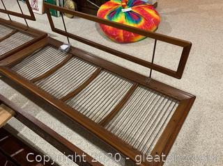 Teak Wood Couch Frame