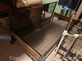 European Trundle Bed