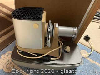 Leitz Slide Projector
