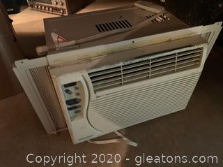 Window Unit A/C with Remote