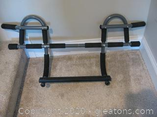Iron Gym Extreme Total Upper Body Workout Bar