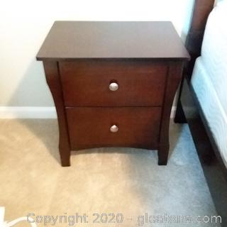 Pair of Nightstands From Ikea  (Only One Shown in First Picture)