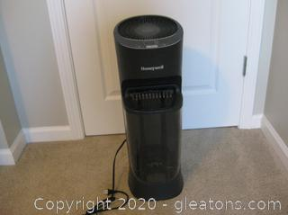 Honeywell Top Fill Tower Humidifier with Humidistat