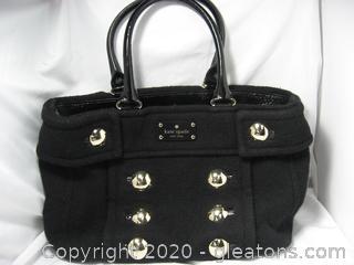 Kate Spade Wool Handbag
