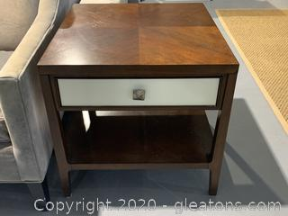 Mitchell Gold + Bob Williams Accent Table with Storage