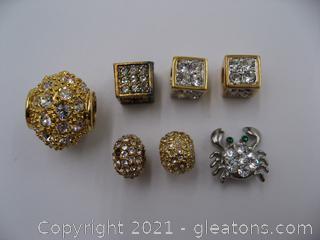 Crystal Bead Lot