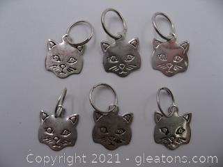 Cat Charm Lot 2