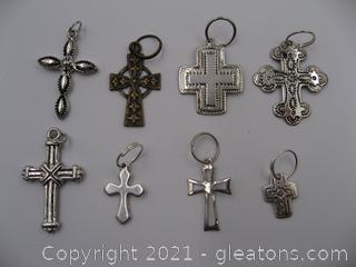Cross Charm Lot 2