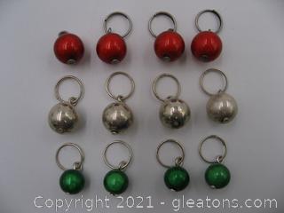 Colorful Bead Charm Lot 1