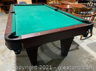 Sportcraft Wrightwood Pool Table