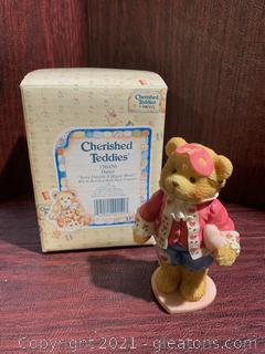Cherished Teddies- Darrel
