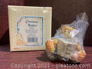 """Cherished Teddies- Christian """"My Prayer is for You"""""""