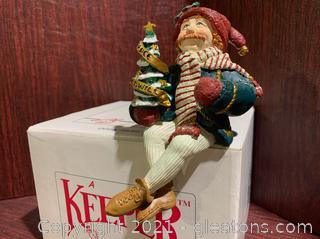 """Keeper of Christmas 1996"""