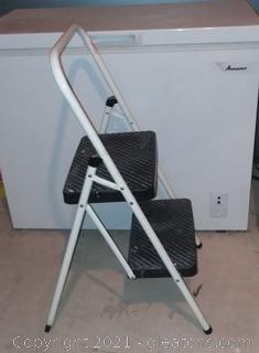 Cosco 2 Step Folding Step Ladder