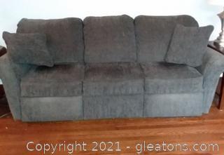 La-Z-Boy 3 Seat Fabric Sofa