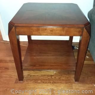 Coaster Company 2 Tier End Table A