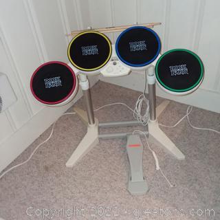 Harmonix Rock Band Drum Set for Wii