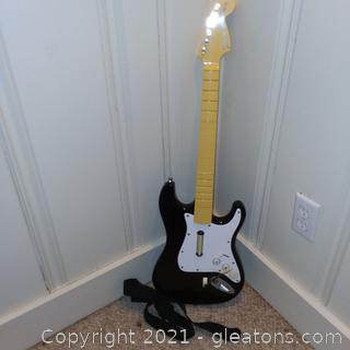 Harmonix  Fender Stratocaster Wireless Guitar Controller for Wii