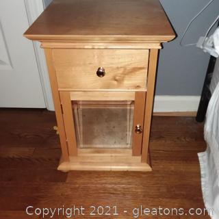 Small Bedside/Storage Cabinet