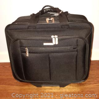 Rolling Samsonite Carry-On Bag