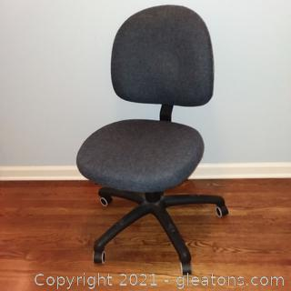 Office Chair Fabric Back and Seat