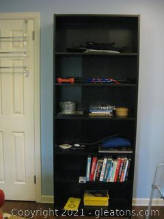 Wood Laminate Shelf Unit