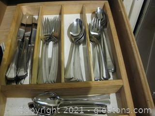 Reed and Barton 18/8 Stainless Flatware