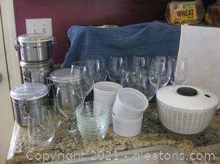 Miscellaneous Kitchen Needs