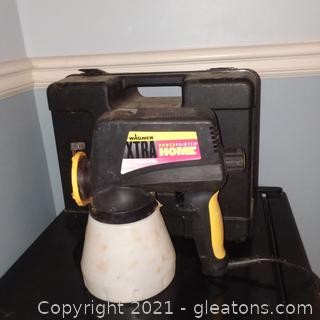Wagner Extra Power Painter Home (Located Outside)