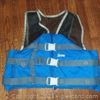 Sterns Flotation Aid Ski Vest