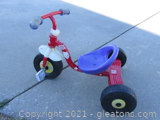 Toddler Tricycle Winnie the Pooh