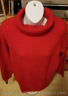 Hillary James Cowl Neck Sweater