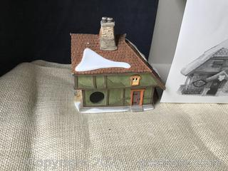 "Dept.56 Dickens Village ""Old East Rectory"""