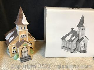 "New England Village Dept. 56 ""Sleepy Hallow Church"""